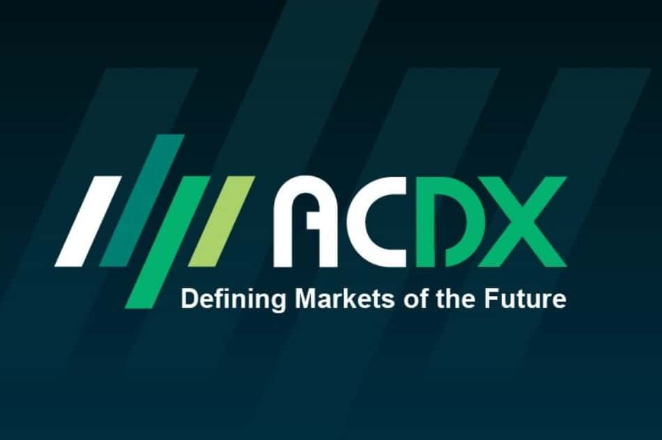 Alpha Sigma Capital Invests in Derivatives Crypto-exchange ACDX